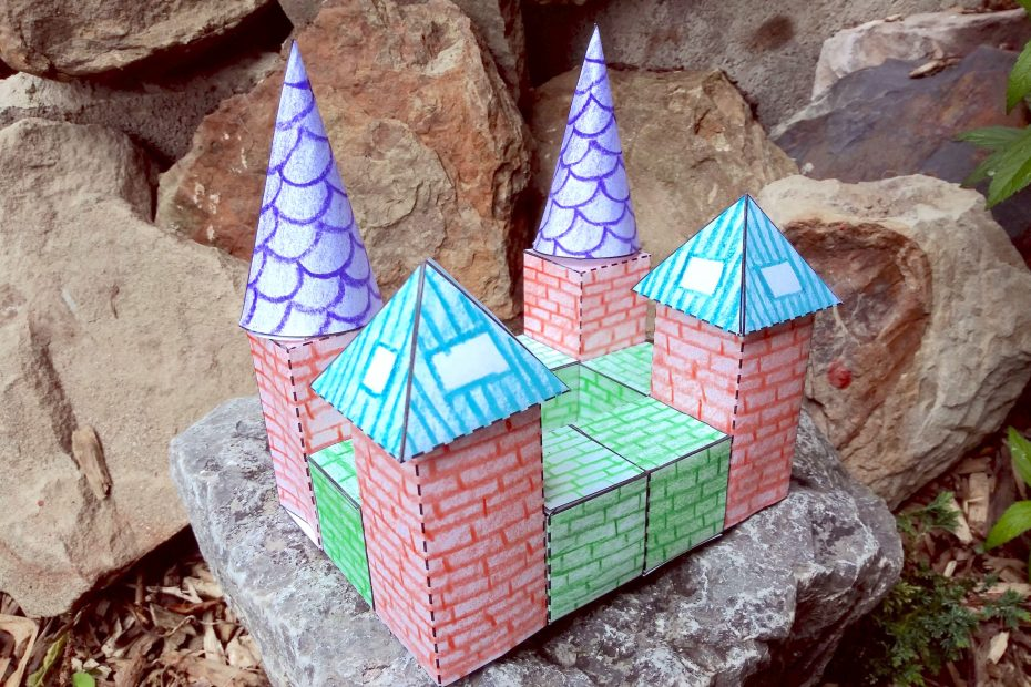 A great geometry project for a middle school math classroom to practice finding surface area and volume.