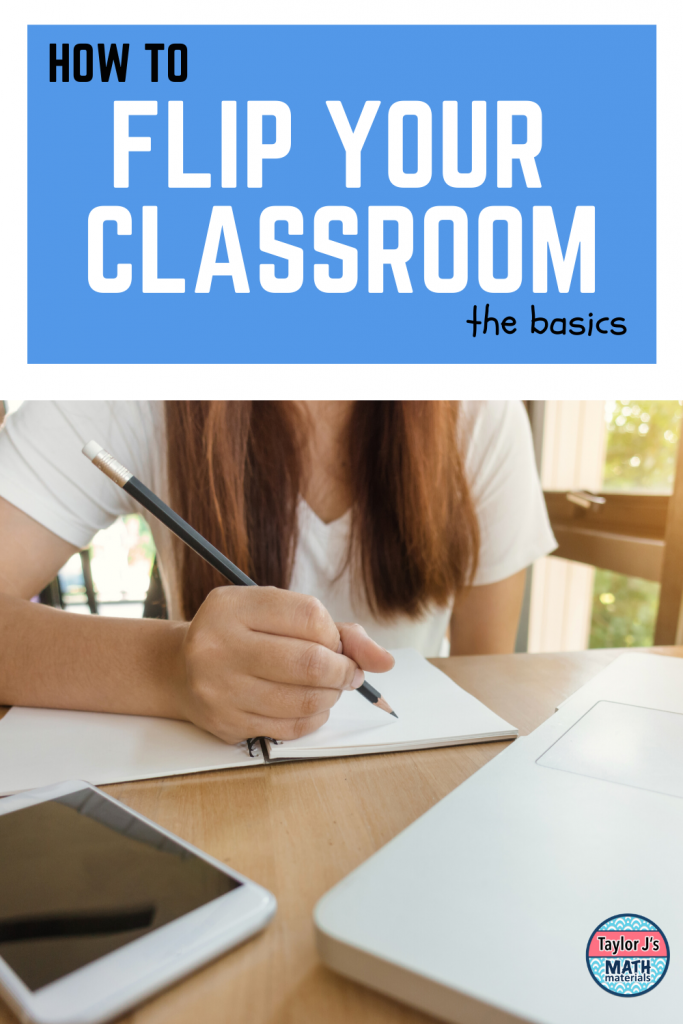 a flipped classroom approach with 5 easy steps